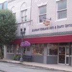 Art & Crafts Center - Clifton Forge, Virginia