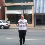 Clifton Forge Main Street - Wilma McClung