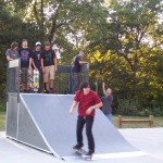Skateboard Park - Clifton Forge, Virginia